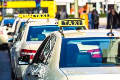 Expose Taxi-Unternehmen