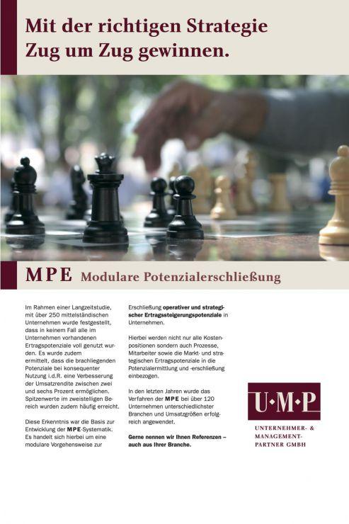 MPE Modulare Potenzialerschließung